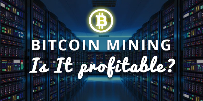 Is Bitcoin Mining Profitable in (Aug  2019)? - BitcoinVOX