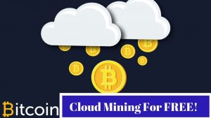 free bitcoin mining cloud