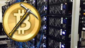 what is bitcoin mining hardware